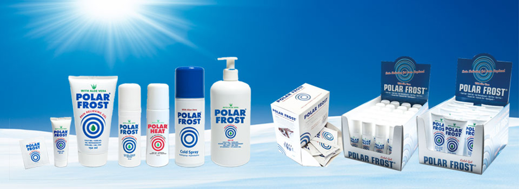Dealers Polar Frost around the globe