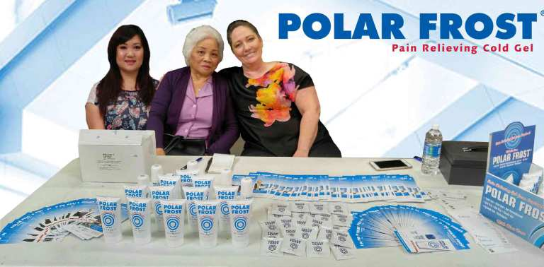 Marketing Polar Frost USA mother's day