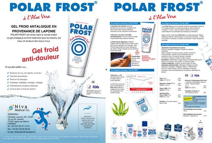 Marketing Polar Frost France