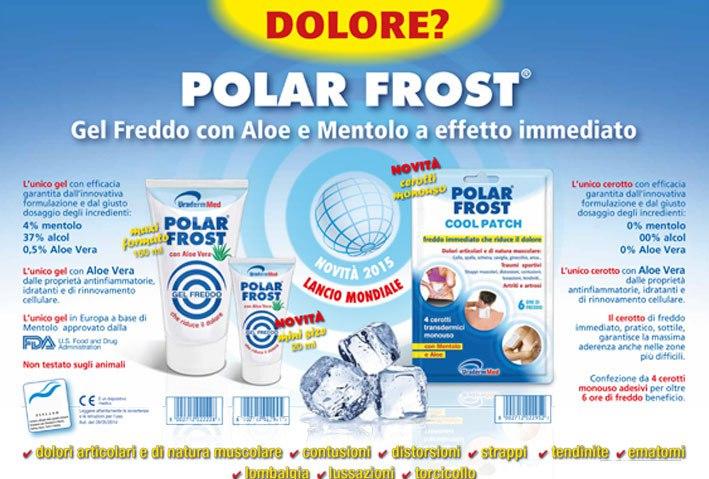 Marketing Polar Frost Italy