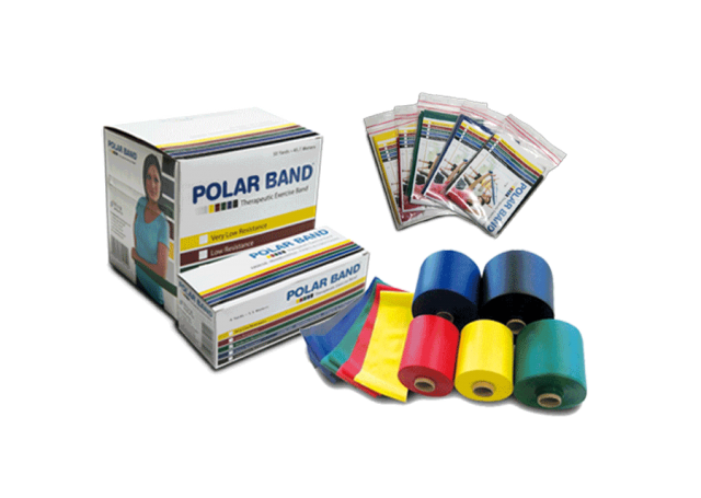Assortment Polar bands and tubes