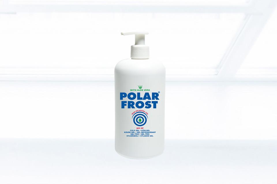 pumpbottle polar frost