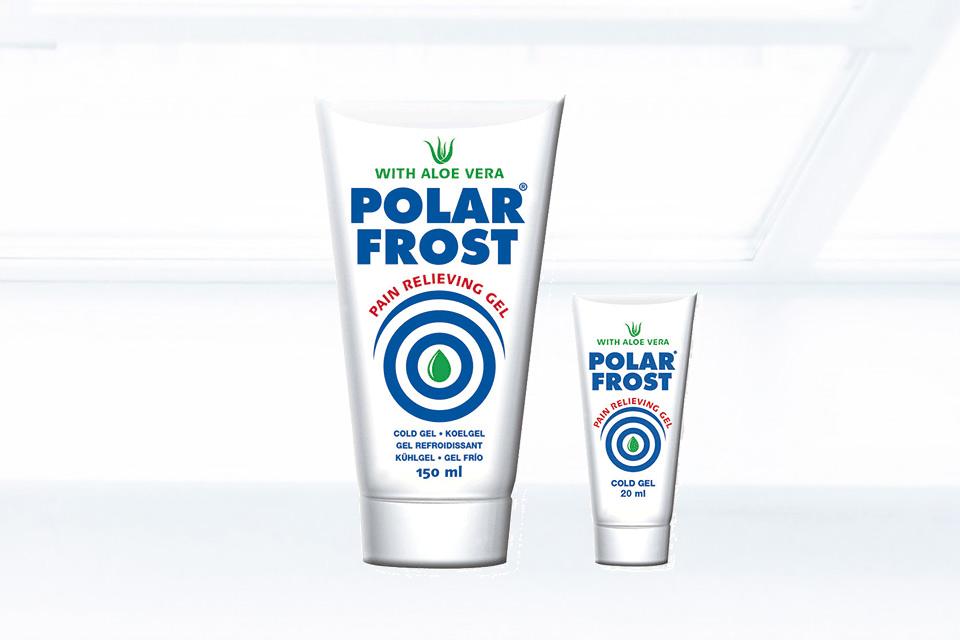 tubes polar frost