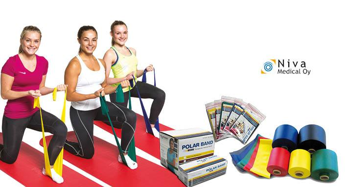 Polar Products, workout training polar bands