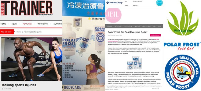 Marketing Polar Frost Press
