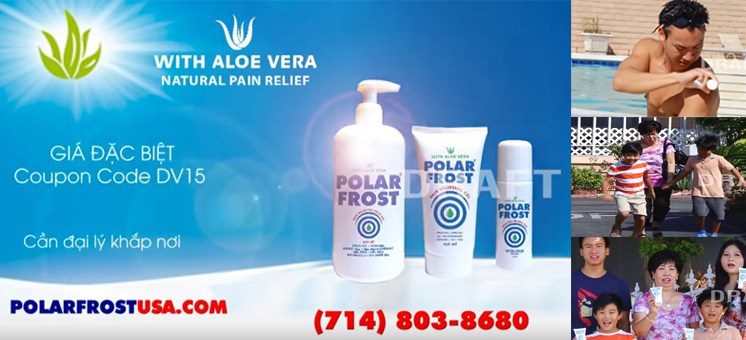 Marketing Polar Frost USA