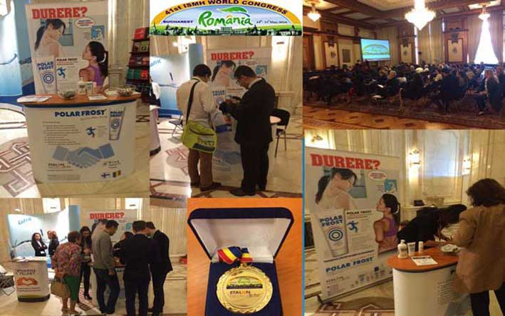 Marketing Polar Frost Romania Congress