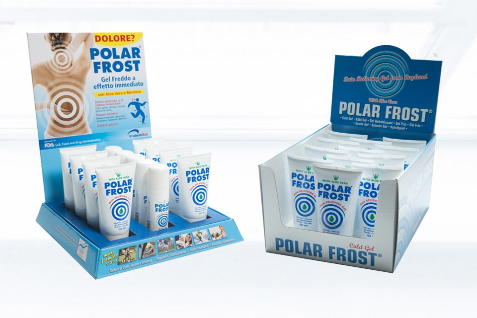 display polar frost