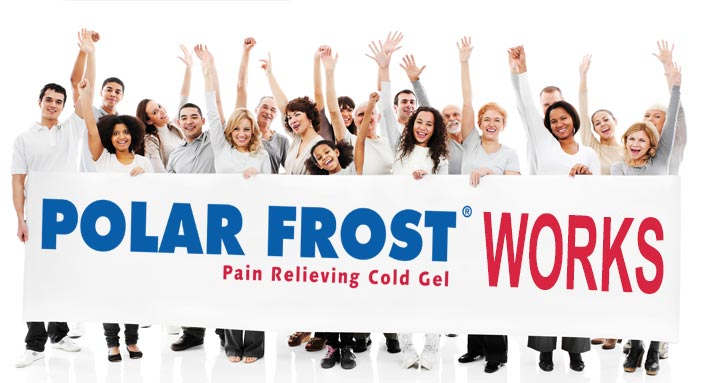 promotion with polar frost works