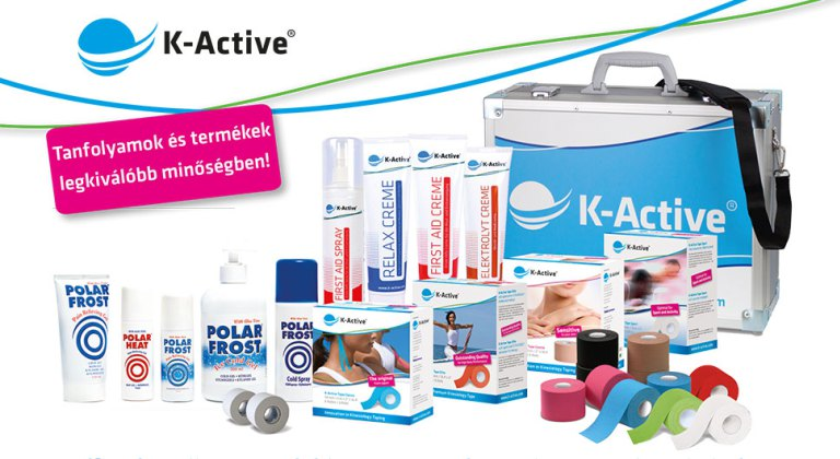Marketing Polar Frost with K-Active