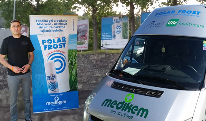Marketing Polar Frost Slovenia