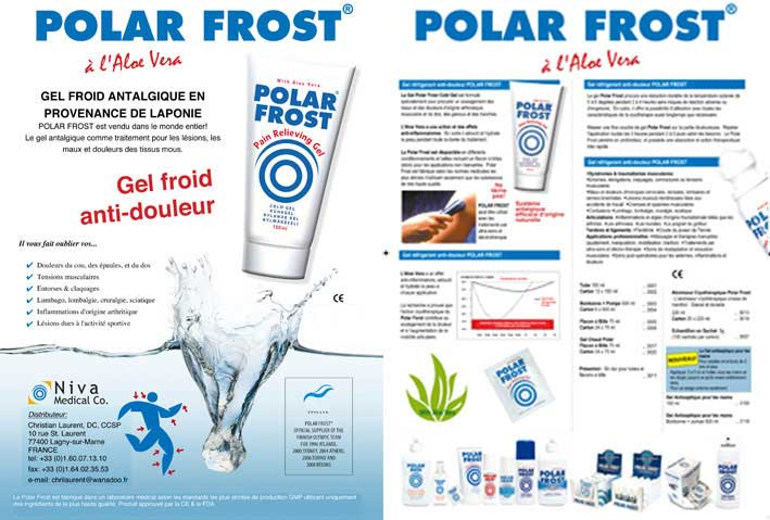 Marketing Polar Frost France