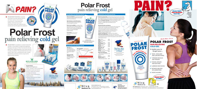 Marketing Polar Frost Finland