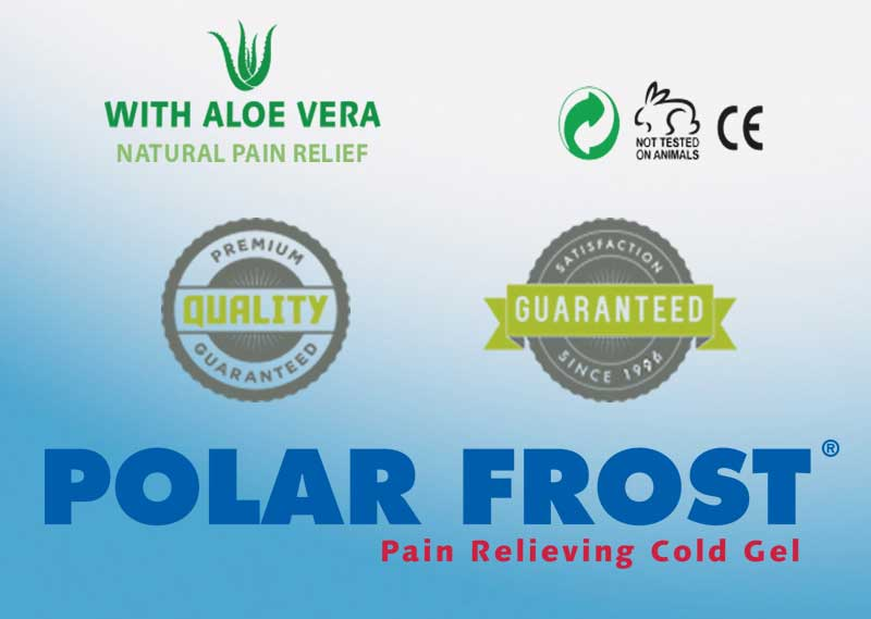 cerificates polar frost