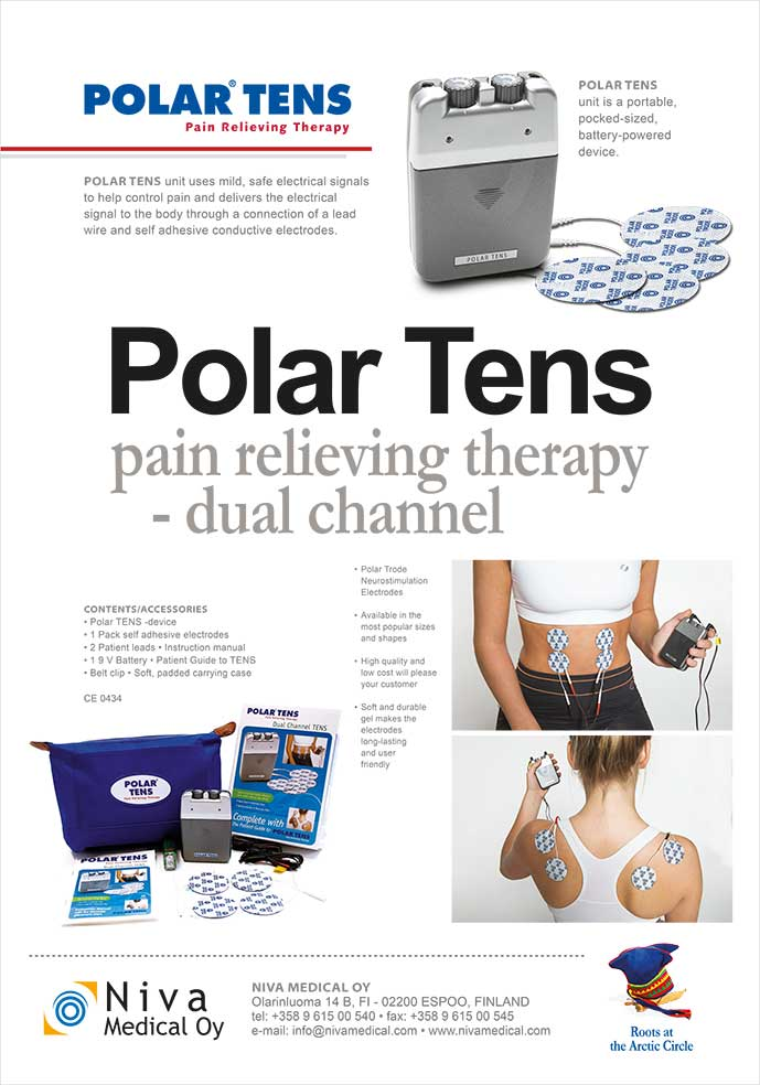 Polar Tens painrelieve