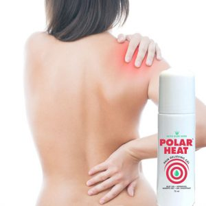 Polar Heat Gel