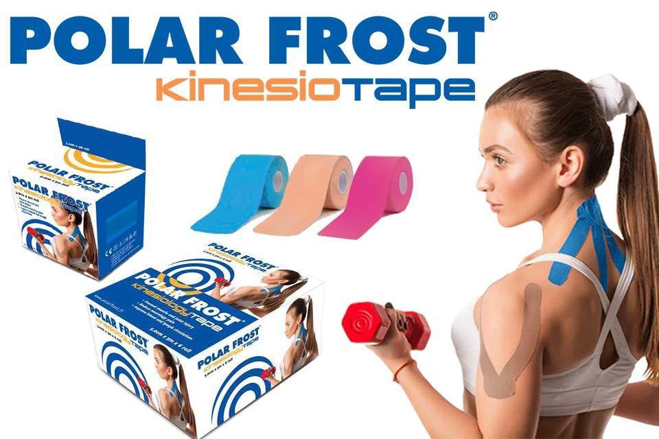 Polar Frost Kinesiology Tape